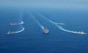 """美欲组""""多国联盟""""巡航霍尔木兹海峡 安倍-未决定是否参加美方行动"""