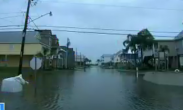 """热带风暴""""巴里""""影响美国多地"""
