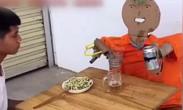 小伙发明陪酒机器人全程高能结局笑疯