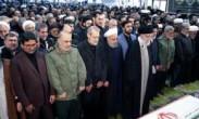 伊朗多地为苏莱马尼举行悼念活动