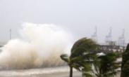 台风海神登陆吉林