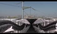 """西安奥体中心片区  """"六横三纵两桥三隧""""主次干道及支路已初步成网"""
