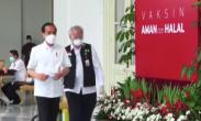 印度尼西亚:印尼总统佐科接种中国新冠疫苗