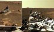 NASA公布火星360度全景照片