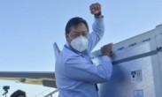 首批中国新冠疫苗运抵玻利维亚玻总统举拳庆祝