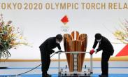 东京奥运会火炬传递今日开始