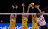中国女排2-3爆冷负加拿大!