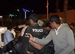 巴基斯坦警察培训学院遭袭 遇难人数升至61人
