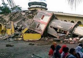 印尼附近海域发生6.4级地震 造成至少20人死亡