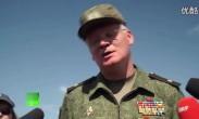 俄罗斯在克里米亚举行军事演习