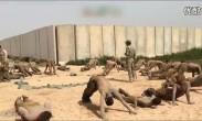 伊特种部队训练视频士兵近距离体验枪击