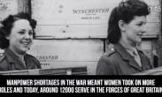 地球上来自10个国家的最性感女兵,你喜欢哪个国家的