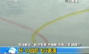 珠海航展:歼-10战机飞行表演