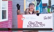 加患癌女子用梦中数字买彩票 中400万美元大奖