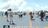 驻港部队开放军营 展示威武文明形象