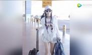 李小璐被网友抓拍 路人视角的她太瘦了