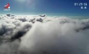 江西庐山:摄影爱好者无意间拍摄到的佛光影像