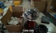 """男子15万造""""飞碟"""",试飞未审涉违法"""