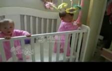 让双胞胎宝宝告诉你神马叫做心有灵犀