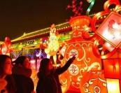 九曲黄河闹新春