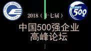 2018中国500强企业高峰论坛