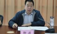 沣东新城党委副书记柳政