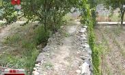 赤峪河河段生活垃圾多 周至县连夜整改