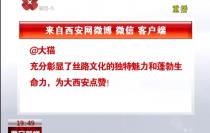 市民网友盛赞丝绸之路国际电影节